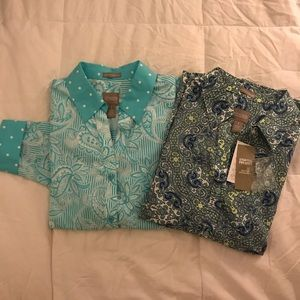 Chico's | Patterned Button Down Tops